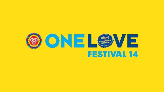 One Love Festival 14 İçin Geri Sayım Başladı