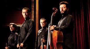 2005'ten 2015'e Borusan Quartet