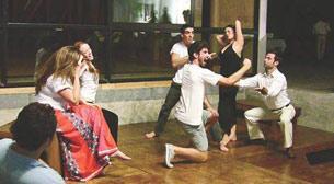 Atölye Tiyatrosu Oyunculuk Eğitimi