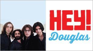 Bronx Pi Sahne Sezon Açılış Partisi: Flört - Hey Douglas