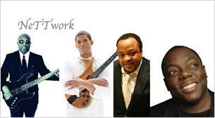 "Charnett Moffett's Nettwork featuring Stanley Jordan, Cyrus Chestnut and Jeff ""Tain"" Watts"