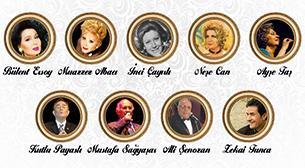 Devlerin Sahnesinde Özlediğimiz Türk Müziği