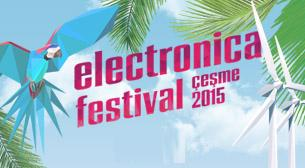 Electronica Festival Çeşme 2015