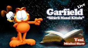 Garfield Live - Sihirli Masal Kitabı