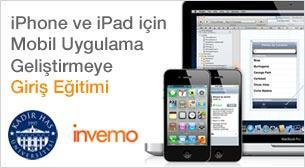 iPhone ve iPad için Mobil Uygulama Geliştirme Giriş Eğitimi