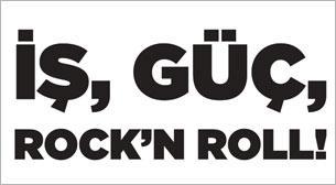 İş Güç Rock'n Roll