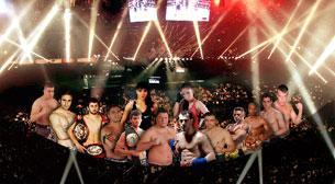 Kickboxing Dünya Şampiyonlar Gecesi