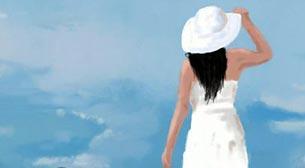 Masterpiece - Beyazlı Kadın