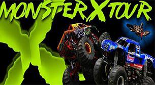Monster X / Canavar Tırlar