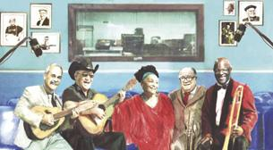 "Orquesta Buena Vista Social Club ® ""Adiós Tour"""