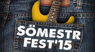 Sömestr Fest'15: Duman-Oğuzhan Koç-Yok Öyle Kararlı Şeyler