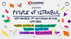 Superga Presents People of Istanbul - ERTELENDİ