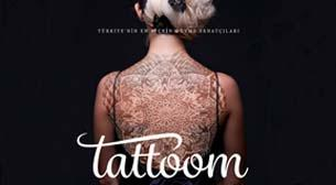 Tattoom Kitap Lansmanı