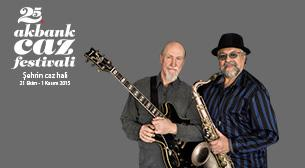 The John Scofield & Joe Lovano Quartet