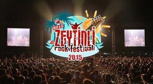 Zeytinli Rock Festivali 2015 Cumartesi