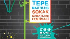 Tepe Nautilus AVM Sokak Sanatları Festivali Düzenliyor
