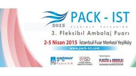 PACK-IST 2015 Fleksibıl Ambalaj Fuarı