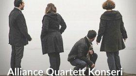 Adalar'da Avusturya Günleri: Alliance Quartett Wien
