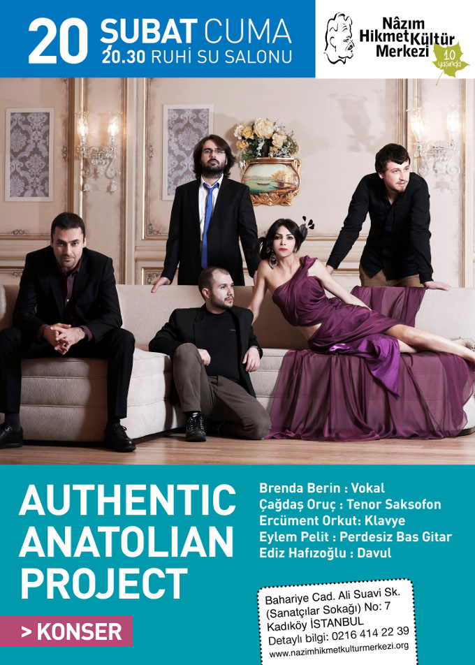 Authentic Anatolian Project