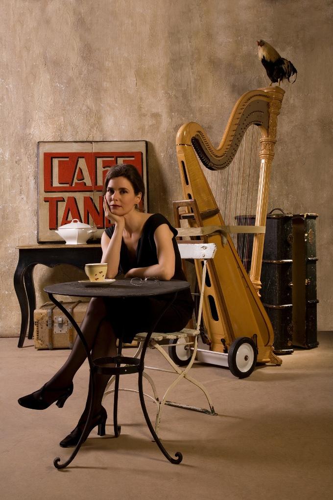 Cafe Tango - Şirin Pancaroğlu