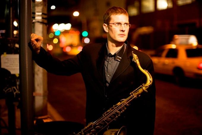 Eric Alexander Band