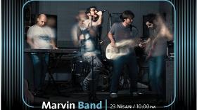 Marvin Band ile Kıpır Kıpır Bir Gece Sizi Bekliyor!