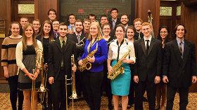 Parklarda Caz:The Soul Rebels, Gettysburg College Jazz Ensemble, Genç Caz Konserleri