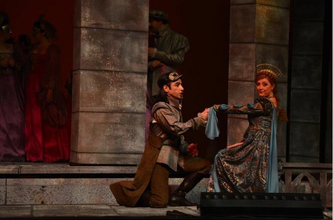 Romeo ile Jülyet