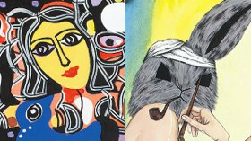 Ayşen Karakaya - Ali Atmaca Diyaloglar/ Dialogues Sergisi Galeri