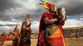 Cem Canbay'ın Yaşayan İnkalar - İnti Raymi Festivali Sergisi
