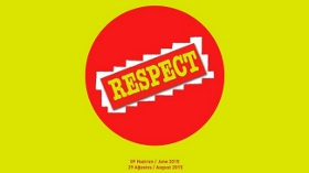 Oğuz Erten'in Yaptığı Respect / Saygı Sergisi