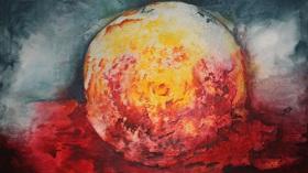 Sema Talay - Patlamalar Kişisel Resim Sergisi