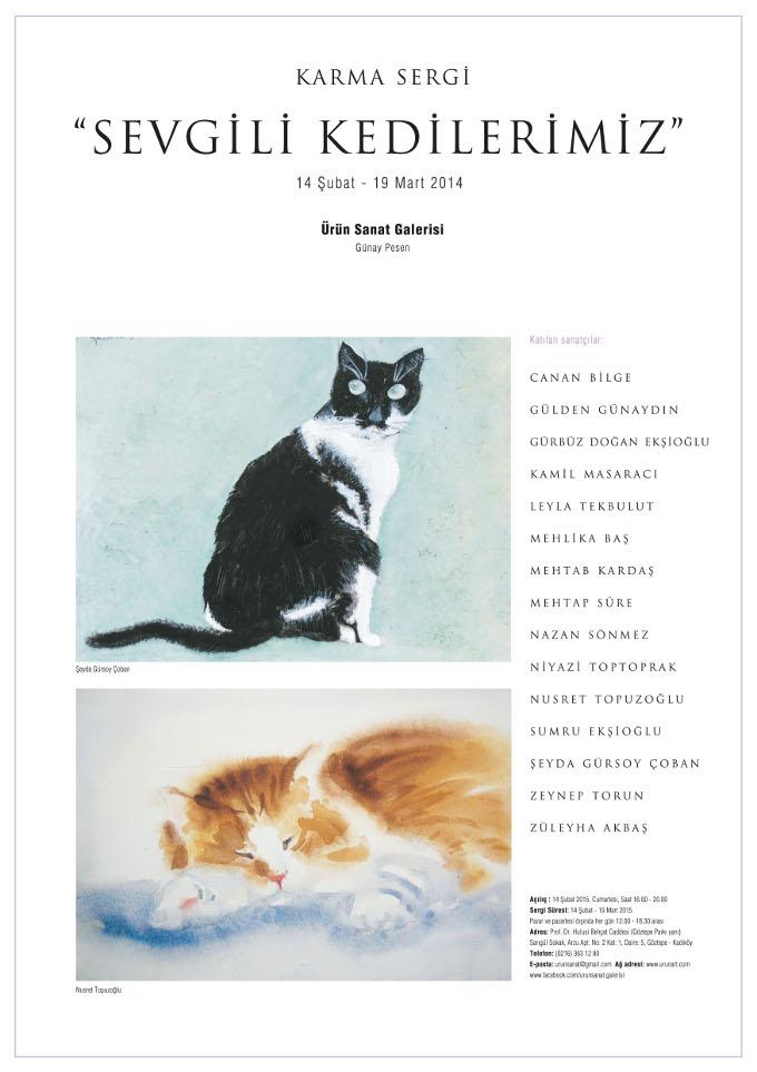 Sevgili Kedilerimiz