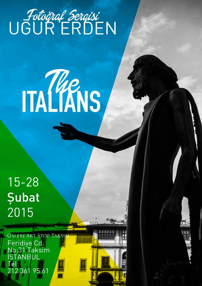 Uğur Erden - The İtalians