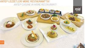 Midtown Hotel'de Antep Yemekleri Haftası