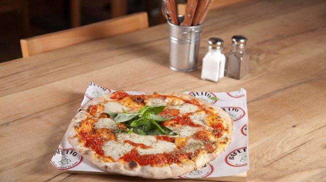Şehrin En İyi Pizzası Bafetto Artık Avrupa'da!