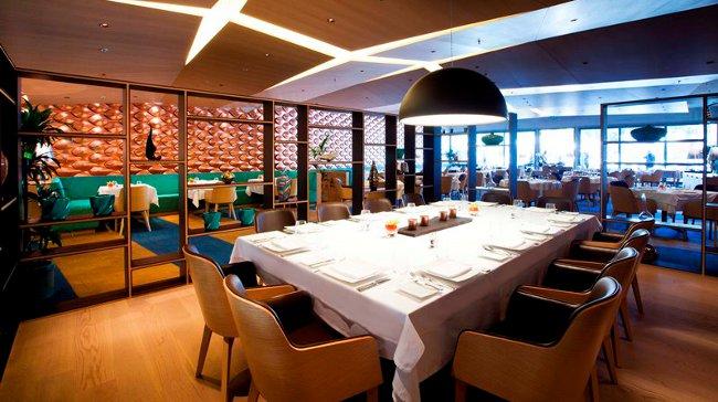 Boğaz'ın En Şık Balık Restoranı Limani