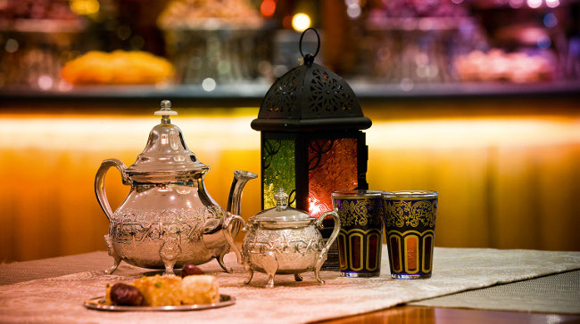 Geleneksel Ramazan Sofralarının Keyfi...