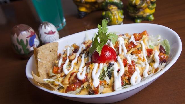 Salatanın Meksikalısı Ranchero'da