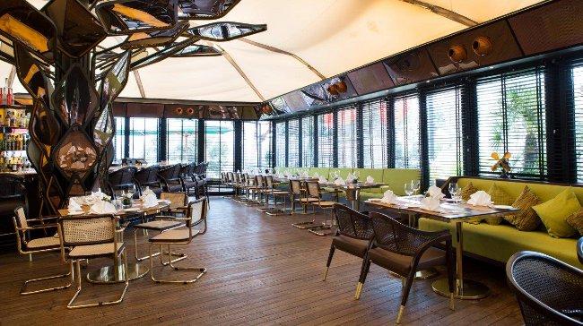 İstanbul'a Yepyeni Bir Soluk: Sunset Brasserie