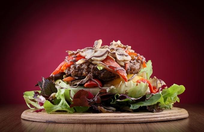 Yepyeni, Doyumsuz Bir Lezzet: Burger@