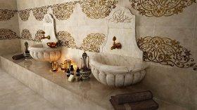 Bien'den Sultanlara Layık Banyo ve Hamamlar