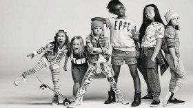GapKids x ED ile Güç Sizde Kızlar!