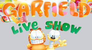 Garfield Live Sihirli Masal Kitabı