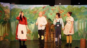 Hansel ve Gretel - İÇS Tiyatrosu