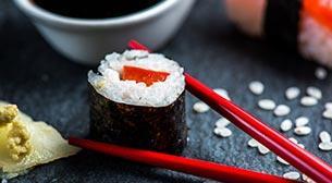 Sushi Yapımı Teknikleri