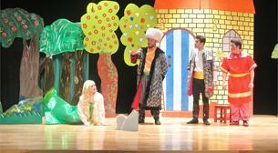 Tiyatro Mavi-Deniz Kızı Masalı