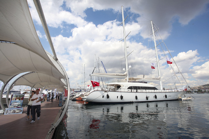 35. Uluslararası Istanbul Boat Show