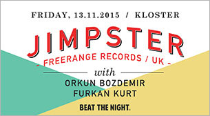 Beat The Night presents: Jimpster