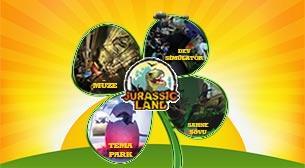 Jurassic Land - Bayram Özel